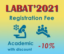 Academic Representative with 10 % discount - valid for 3 or more delegates from the same institution